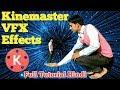 Kinemaster VFX Editing full Tutorial Hindi