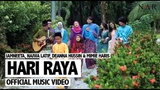 Repeat youtube video iamNEETA, Najwa Latif, Deanna Hussin & Mimie Haris - Hari Raya (Official Music Video)