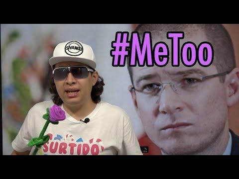 Acoso a Niño de Rivera MeToo, Anaya perseguido, Orgullo mexicano