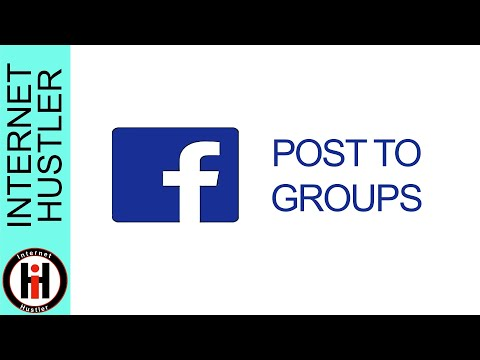 How To Post To Multiple Facebook Groups FREE At The Same Time - Spencer Coffman