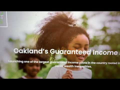 Oakland Guaranteed Income Program Not Blacks Only, Is For Any Low Income Family - Read Website FAQs