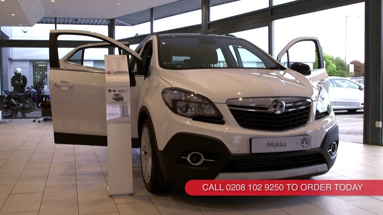 vauxhall mokka limited edition - thinking nissan juke? then think