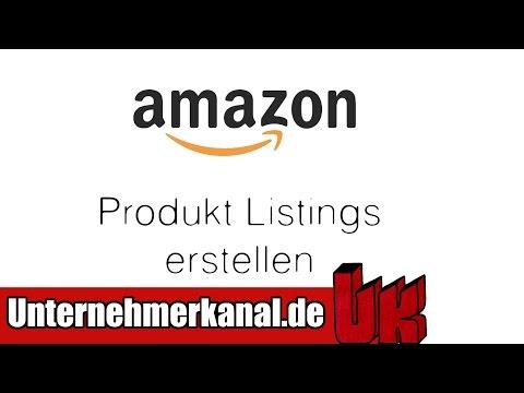 Wie Du Dein Produkt Mehreren Millionen Kunden Präsentierst - Das Perfekte Amazon Listing!