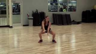 cyclone by baby bash   cardio dance party
