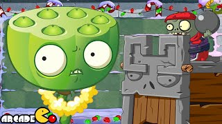 Plants Vs Zombies 2: Daily Endless Challenge Win Win! ( China Version)