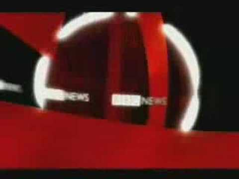 BBC World News 2007 Opening Title [Only]