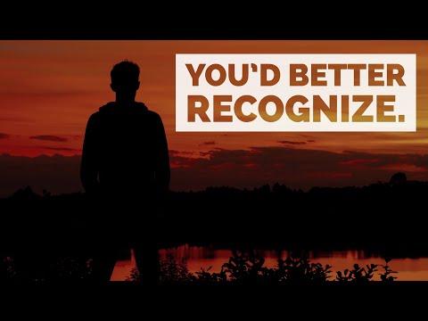 You'd Better Recognize: Confession