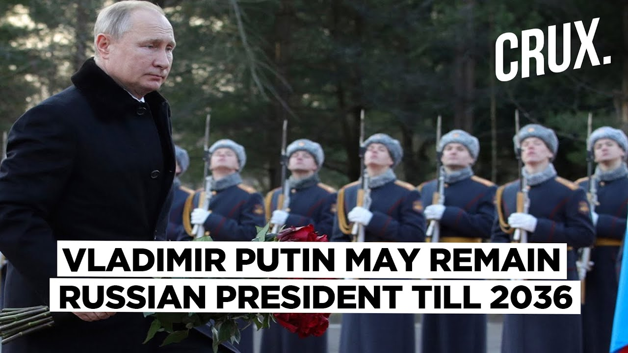 Vladimir Putin may become longest serving President in Russian history
