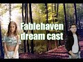 My Fablehaven Dream cast 2018
