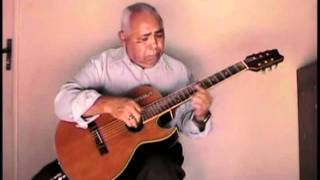 SOLOS DE VIOLÃO HINOS DA HARPA - SOSSEGAI - Raimundo Bezerra