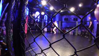 Beyond The Cage 2: Andreas Lindblad vs Patty Pugh
