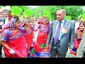 Frame from Koti Women's College 90th Year celebration with Governor ESL Narasimhan