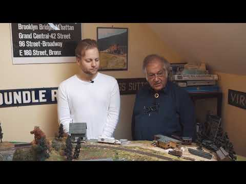 Model Rail magazine - Chris Leigh's layouts Part 1