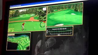 Microsoft Golf 3.0 (PC, 1996) Gameplay