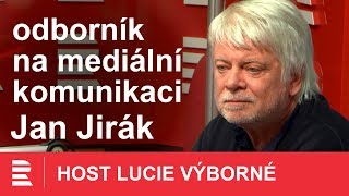 Jan Jirák: Náš život se přesouvá do médií