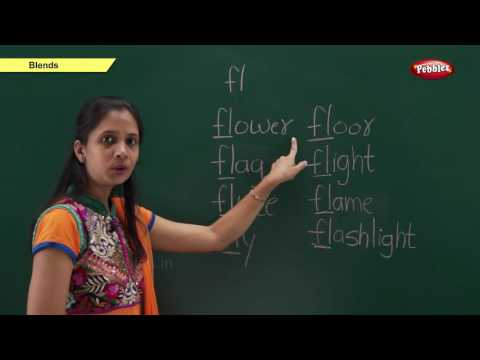 Phonics Chapter 10 : Blending Words | Learn Phonics For Kids | Phonics Classroom Teaching Lessons