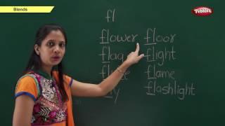 Phonics Chapter 10 : Blending Words | Learn Phonics For Kids | Phonics Classroom Teaching Lessons