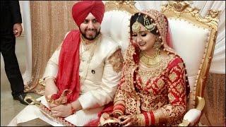 Parm Dosanjh & Luvleen Brar [Jatt Sikh Punjabi Wedding] | LifeWithLuvleen