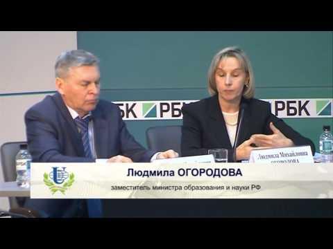 Председатель ВАК Владимир Филиппов о реформах Высшей аттестационной комиссии РФ