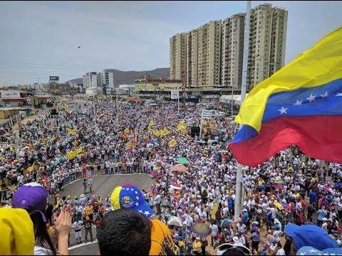 ¡El Momento Es Ahora Venezuela!