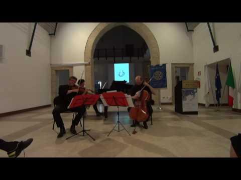Mendelsshon Trio op 49   2  Andante con moto tranquillo