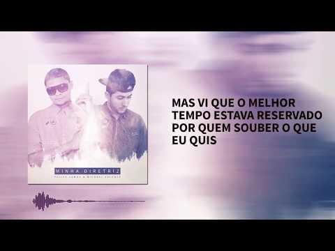 MINHA DIRETRIZ - Felipe Lemos e Michael Valente Prod  L ton
