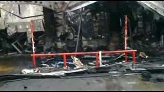 пожар за базаром. Город Мингечевир, Азербайджан, 29.07.12(видео, добавленное с мобильного телефона., 2012-07-30T09:16:26.000Z)