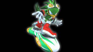 Sonic Riders Zero Gravity- Catch Me If You Can (Lyrics in description)