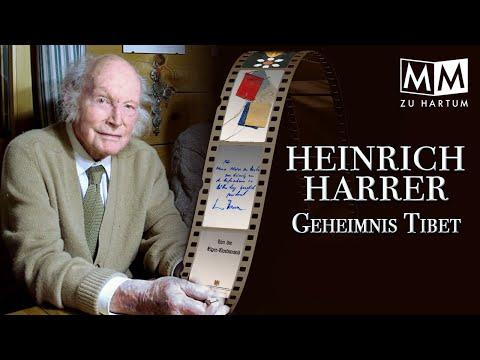 Der Dalai Lama - Heinrich Harrer - rare film footage - licensing - Agentur Meier zu Hartum