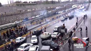 В Иране убито 1500 протестантов