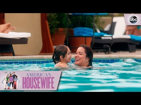 Defeating Swimsuit Insecurities  American Housewife 1x21