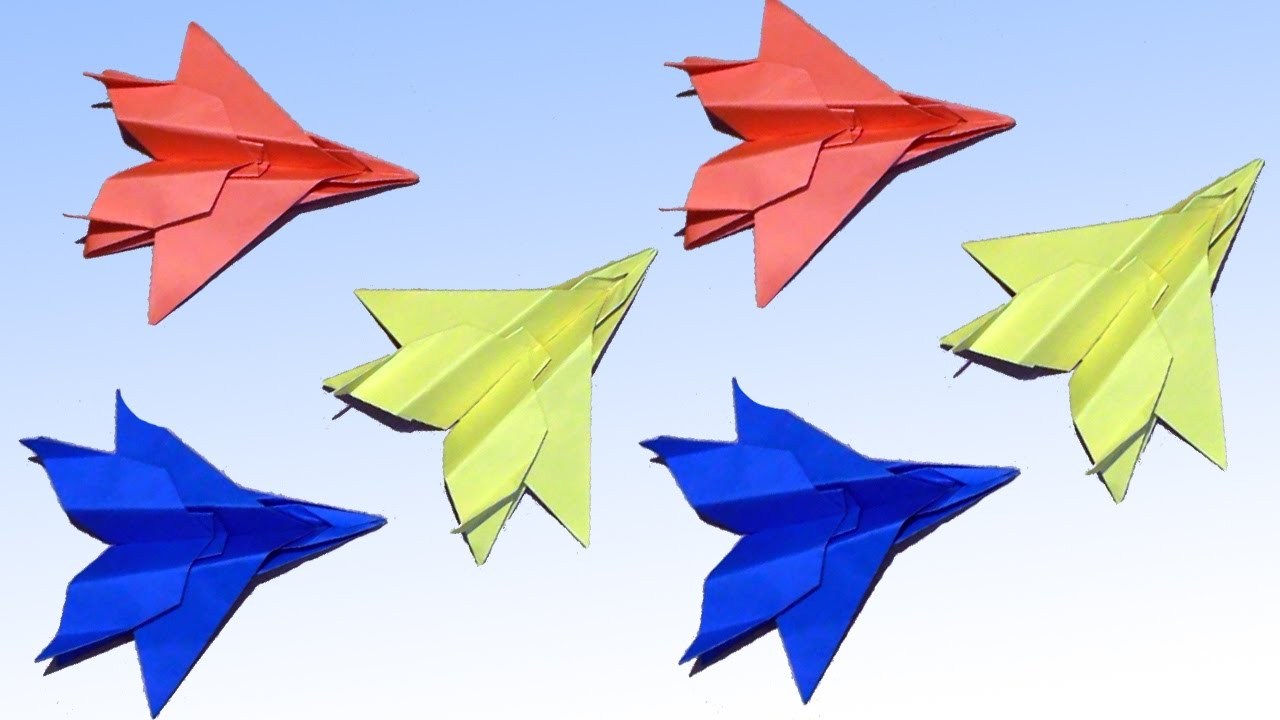 Cool Paper Plane Diagram Acme Transformers Wiring Diagrams How To Make Origami Jet Easy | Tutorial Handmade