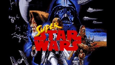 SNES Longplay [151] Super Star Wars