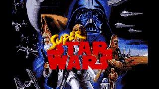 SNES Longplay [151] Suṗer Star Wars