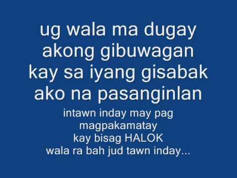 tongue tied bisaya w/ lyrics