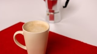 Homemade Caramel Macchiato Recipe - Laura Vitale - Laura in the Kitchen Episode 467