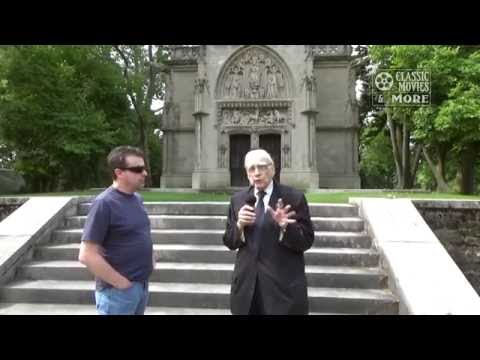 Classic Movies and More - Woodlawn Cemetery Tour with #Bronx Historian, Lloyd Ultan