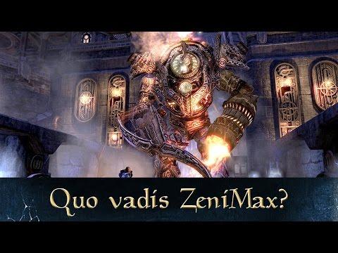 Macht ZeniMax TESO kaputt? (Eure Antworten) - Elder Scrolls Weekly
