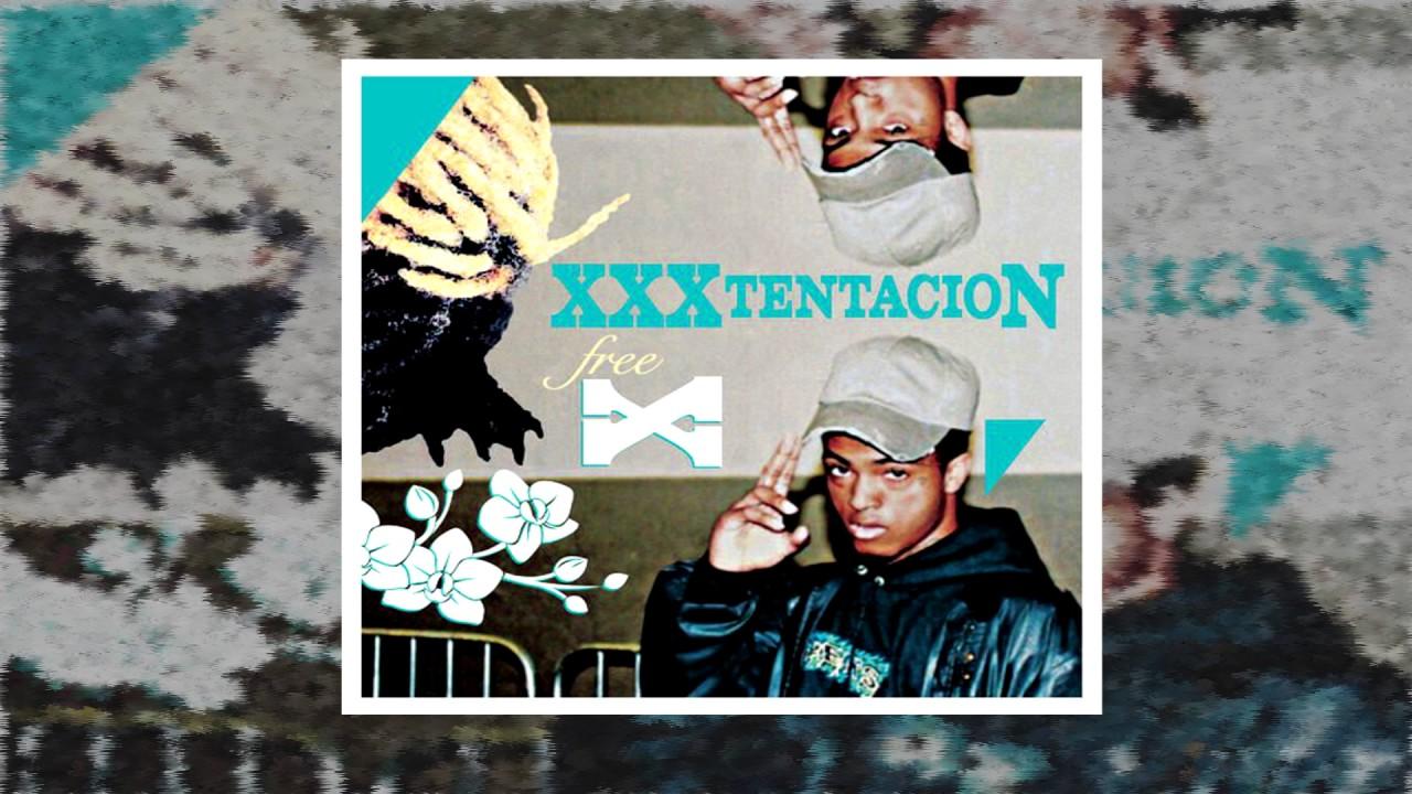 XXXTENTACION - FREE X (SPOTIFY DELETED ALBUM) - YouTube X Album Cover