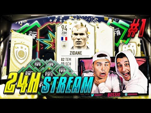 FIFA 20: 24 STUNDEN STREAM 100K PARTY!🔥 PACK OPENING & WEEKEND LEAGUE😱