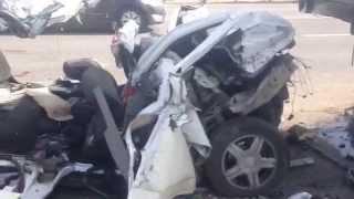 Страшная авария с жертвами произошла на Ставрополье
