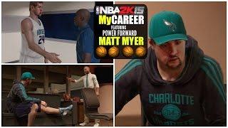 NBA 2K15 (PS4): MyCareer with Matt Myer (Power Forward) - EP18 (Giving Back To The Community)