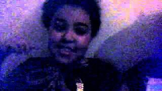 my cuzain singing 22, 2013 8:14 PM