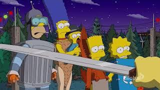 The Simpsons – Treehouse of Horror XXVII– clip1