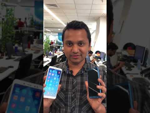 Face Unlock challenge   Redmi Note 5 Pro vs Honor 9 Lite