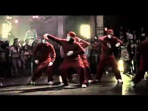 Jabbawockeez - Step Up 2 'Full Scene'