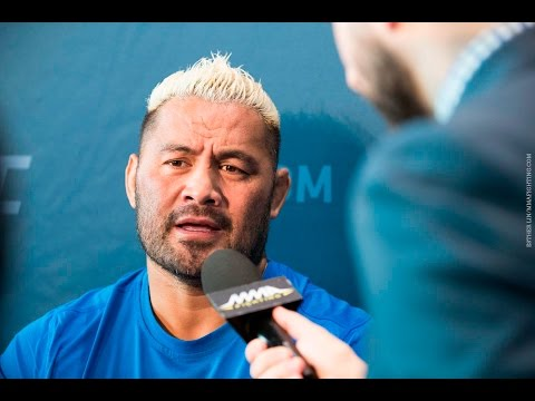 UFC 209: Mark Hunt Says Alistair Overeem Is A 'Cheater, Like The Rest Of These Guys'