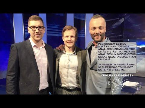 Ralfs Freibergs: Ja saņemtu piedāvājumu no Rīgas ''Dinamo'', noteikti piekristu