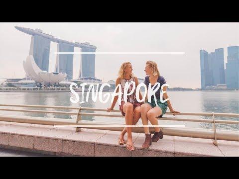 TRAVEL VIDEO   Singapore   Gardens by the Bay, Marina Bay Sands, Arab Street & Sentosa Island