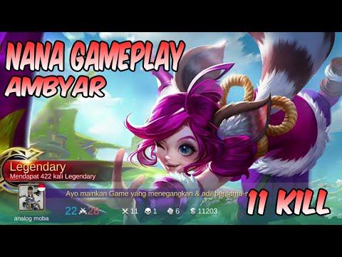 Download Lagu Nana Gameplay Ambyar 2 Mp3